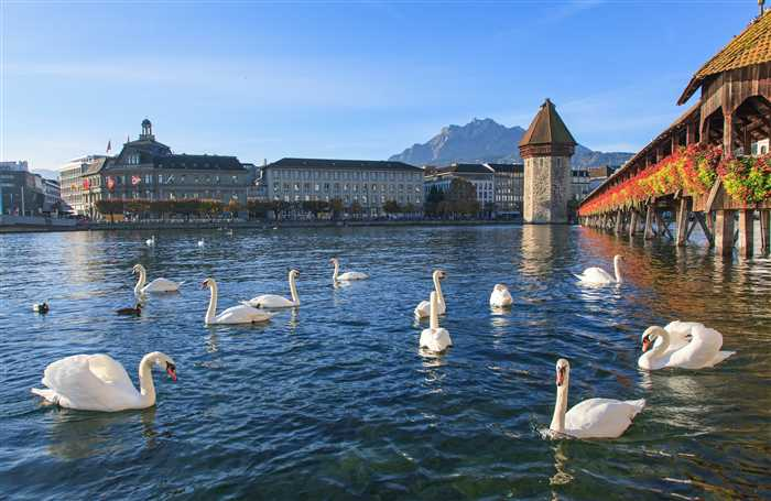 lucerne city, Switzerland